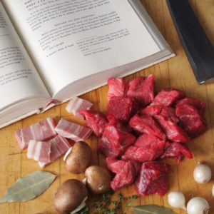 Meats, Seafood and Alternatives