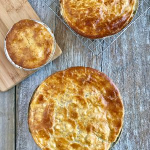 Pot Pies & Quiches