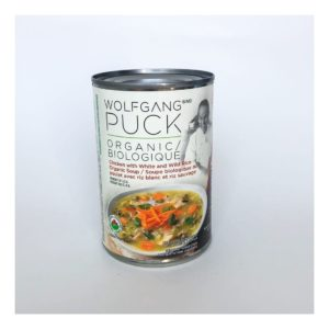 Wolfgang Puck Chicken & Rice Soup