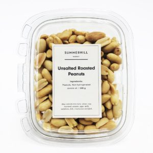 Unsalted Blanched Peanuts