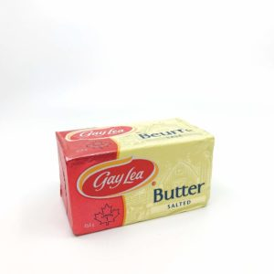 Gay Lea Butter, Salted - 454g