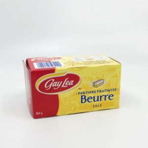 Gay Lea Butter Salted Sticks - 454g