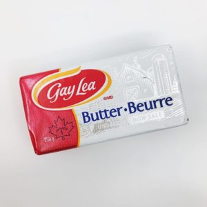 Gay Lea Butter, Unsalted - Small 250g
