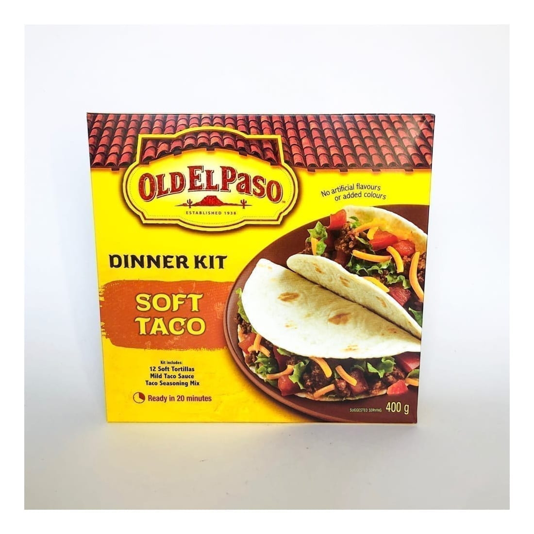 Old El Paso Taco Dinner Kit Summerhill Market