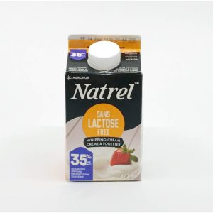 Natrel Lactose Free Whipping Cream - 473ml
