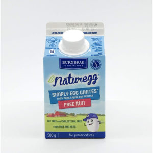 Naturegg Free Run Egg - 500g