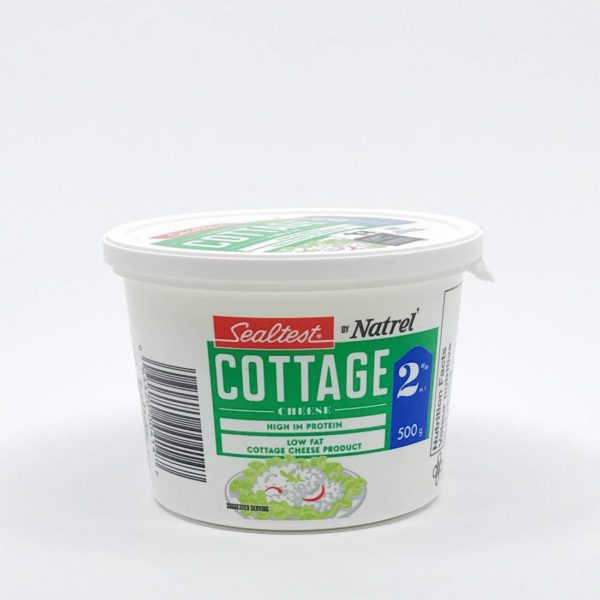 Sealtest Cottage Cheese 2% - 500g