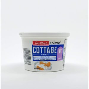 Sealtest Cottage Cheese 4% - 500g