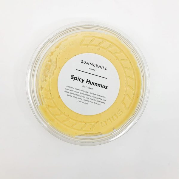 Summerhill Spicy Hummus