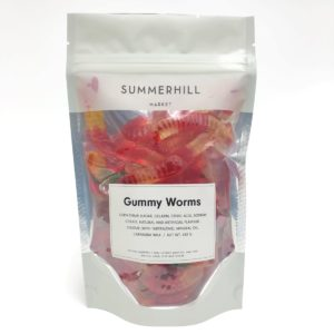 Gummy Worms - Small Bag