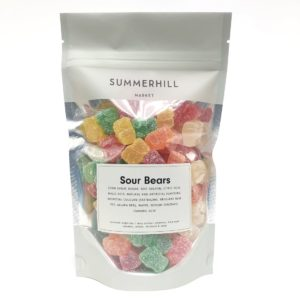 Sour Bears - Small Bag