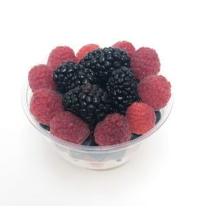 Mini Mixed Berry Fruit Cup