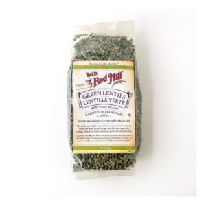 Bob's Red Mill Green Lentils