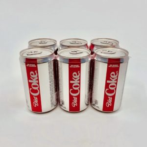 Diet Coke 6-Pack Mini's