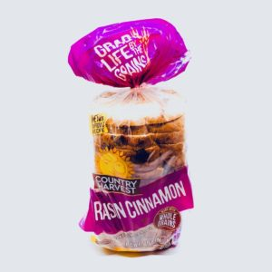 Country Harvest Raisin Cinnamon Loaf - 600g