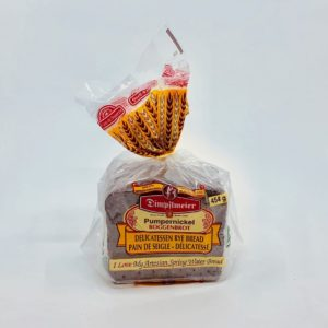 Dimpflmeier Pumpernickel Bread- 454g