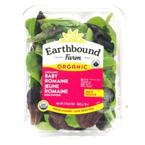 Earthbound Farms Organic Baby Romaine