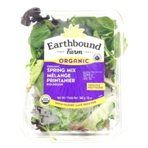 Earthbound Farms Organic Spring Mix