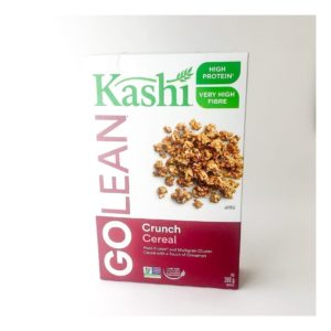 Kashi Go Lean Crunch with Cinnamon