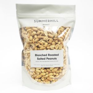 Salted Blanched Peanuts - Large Bag