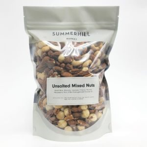 Unsalted Mixed Nuts - Large Bag