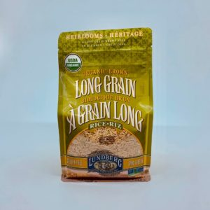 Lundberg Organic Long Brown Rice