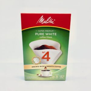 Melitta Coffee Filters No. 4