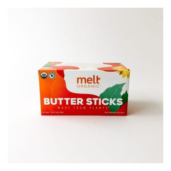 Melt Organic Vegan Butter Sticks