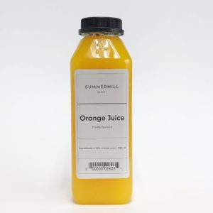 Fresh Squeezed Orange Juice 500 mL