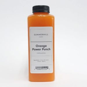 Orange Power Punch