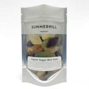Organic Veggie Wine Gums - Mini Bag