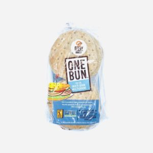 Ozery Bakery One Bun Multigrain 100 Calorie Thin Buns - 8 pcs