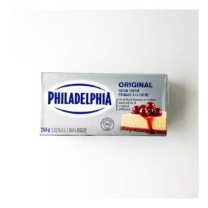 Original Philadelphia Cream Cheese Brick - 250g