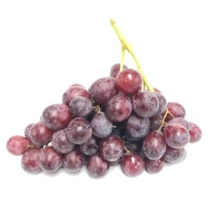 Red Seedless Grapes (one bag)