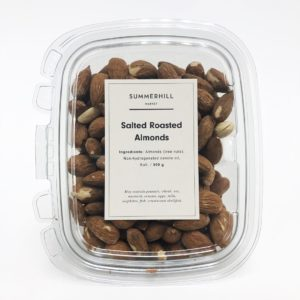 Almonds - Salted Roasted
