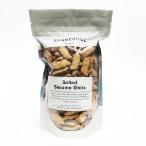 Salted Sesame Sticks - Small Bag