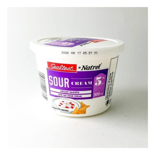 Sealtest Sour Cream 5%