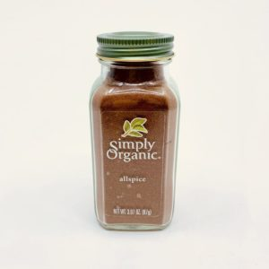 Simply Organic All Spice