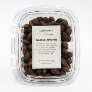 Smoked Hickory Almonds
