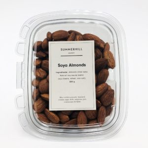 Soya Tamari Almonds