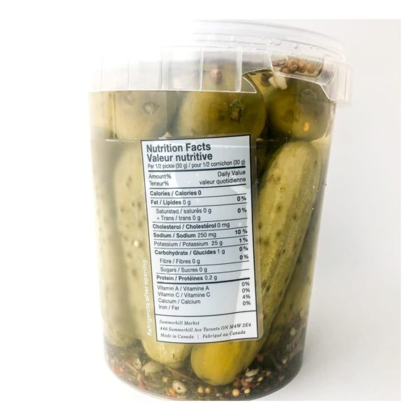 Chicago Style Pickles
