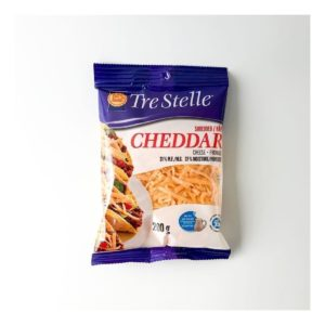 Tre Stelle Shredded Cheddar Cheese