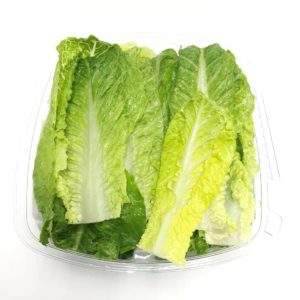 Romaine Heart Leaves