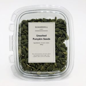 Unsalted Pumpkin Seeds