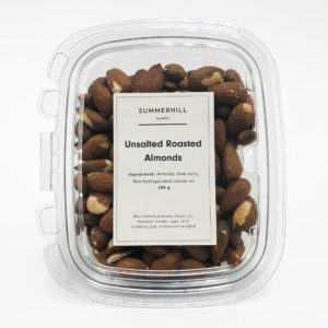 Almonds - Unsalted Roasted